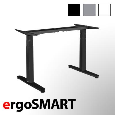 exeta ergoSMART - elektrisch höhenverstellbarer Schreibtisch