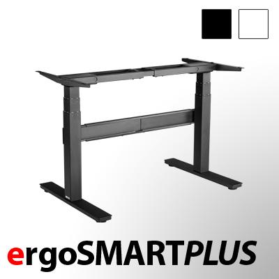 exeta ergoSMARTPLUS - elektrisch höhenverstellbarer Schreibtisch
