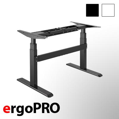 Srexeta ergoPRO - elektrisch höhenverstellbarer Schreibtisch