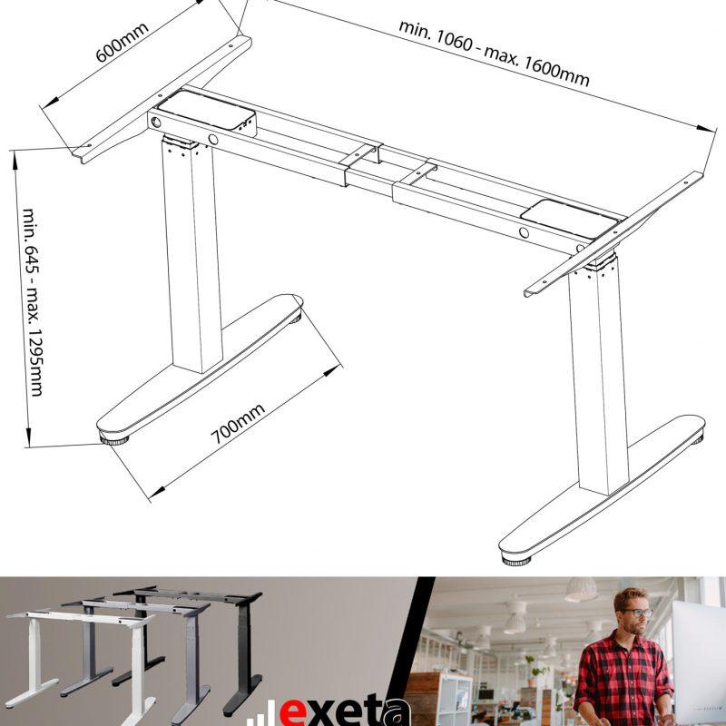 exeta ergoSMART - Technische Details
