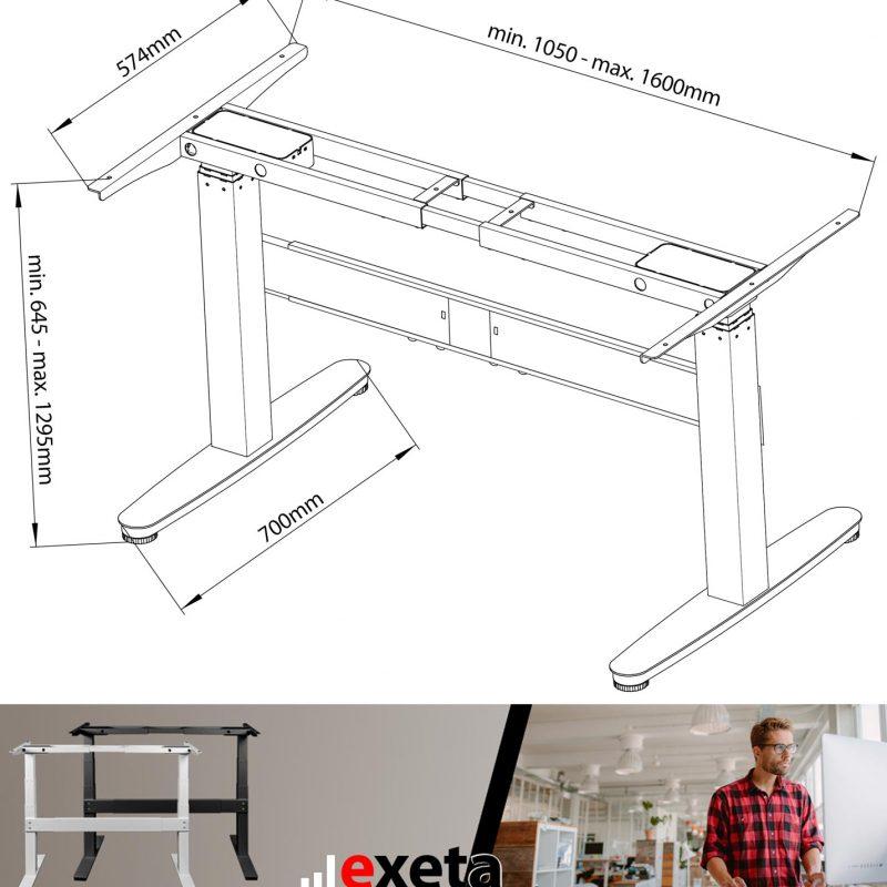 exeta ergoSMART<i>PLUS</i> Details