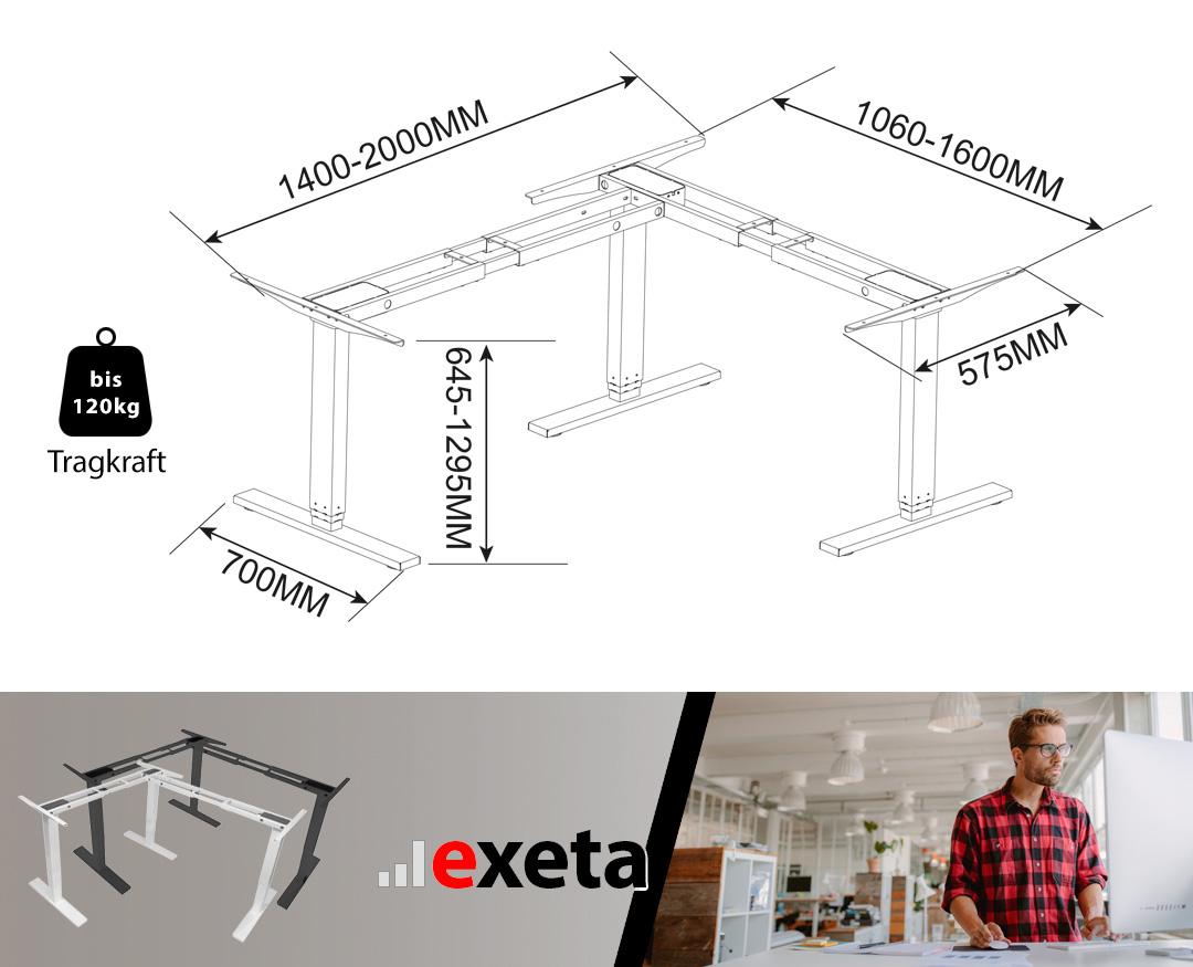 exeta ergoECK - Technische Details