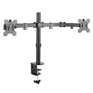 exeta Dual Monitor Tischhalterung auf der-ergotisch.de kaufen