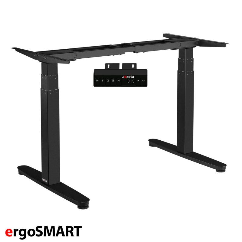 exeta ergoSMART - Schwarze Ausführung