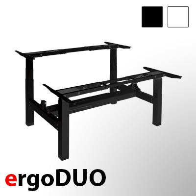 exeta ergoDUO - elektrisch höhenverstellbarer Schreibtisch